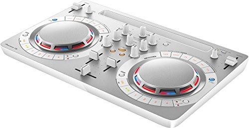 Pioneer DDJ-WeGO4-W Controladora DJ 2 Canales, Blanca