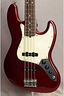Fender USA/American Standard Series JAZZ BASS Candy Apple Red