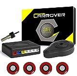 CAR ROVER Parcheggio Auto sensori del Sistema Bibi Segnale Acustico con 16.5mm UFO a Forma di 4...
