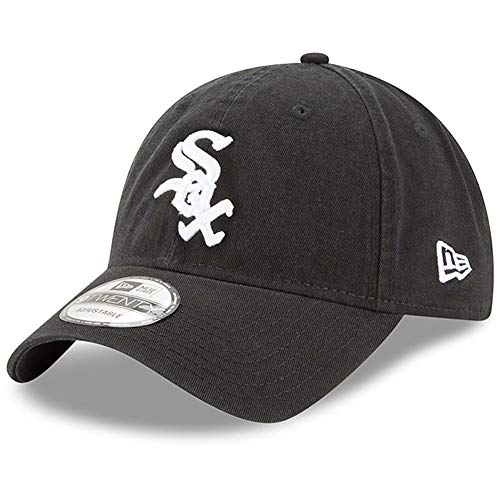 New Era Chicago White Sox Game Replica Core Classic 9TWENTY Adjustable Hat
