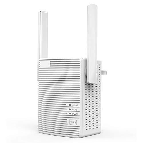 ZXCV AC1200 2.4G / 5.0G de Doble Banda Wireless Gigabit repetidor WiFi,...