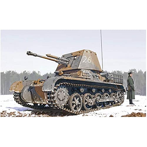 ITALERI 6577 - Maqueta Tanque Panzerjäger I. Escala 1:35