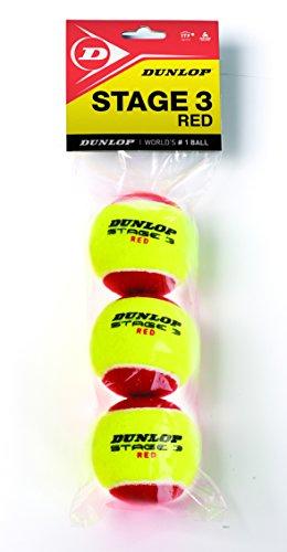 Dunlop Stage 3 Tennisbälle