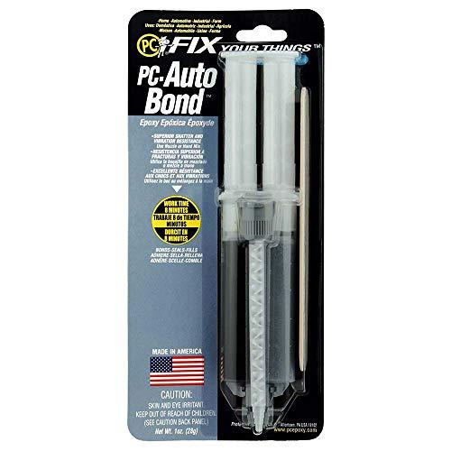 PC Products PC-AutoBond Epoxy Adhesive Paste, 1oz Double Syringe,...