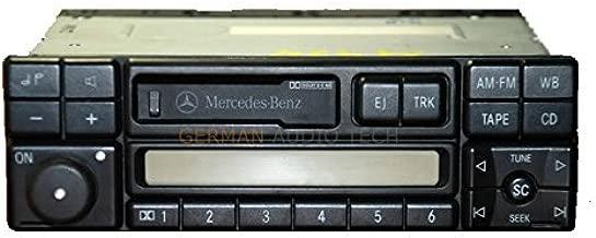 Radio Cassette Stereo for Mercedes 1994 1995 1996 1997 R129 SL320 SL500 W202 C220 C230 C240 C280 C36 W210 E500 E320 E420 E430 BE1692