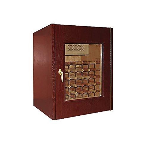 Hot Sale 114-Model White Oak Wine Cabinet with Glass Door by Vinotemp