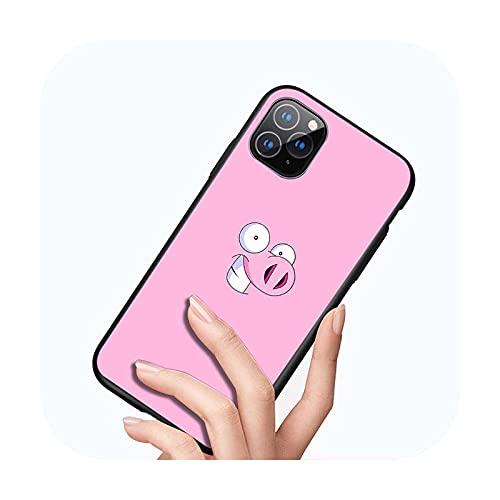 Phone cover Carcasa para iPhone 2020 11 Pro Xs Max Xr X 8 7 6 6S Plus 5, estilo 15