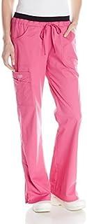 Cherokee Women's Workwear Core Stretch Low Rise Cargo Scrubs Pant