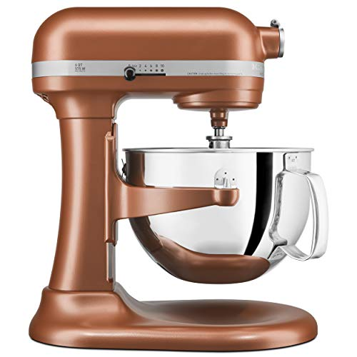 KitchenAid KP26M1XCE 6 Qt. Professional 600 Series Bowl-Lift Stand Mixer - Copper Pearl - http://coolthings.us