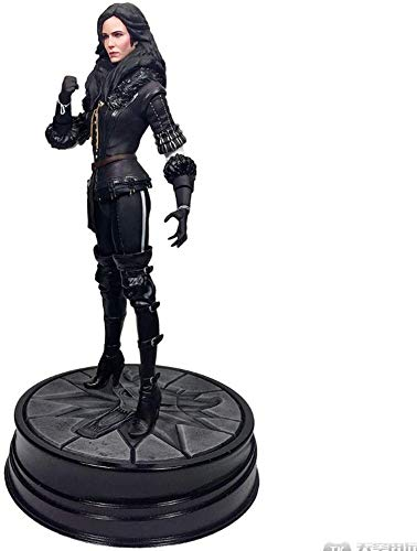 Byrhgood The Witcher 3: Caccia Selvaggia Action Figure Yennefer Figma Action Figure da The Witcher Gioco Collectibles 19CM