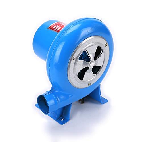 YUANP Ventilatore Elettrico A velocità 220V - Soffiatore per Barbecue Soffiatore per Forgia A Carbone - per Barbecue Utensile per Cottura con Ventola per Caminetto,200W
