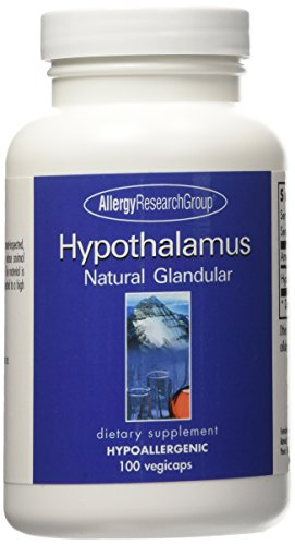 Allergy Research Group Hypothalamus - 100 Capsules