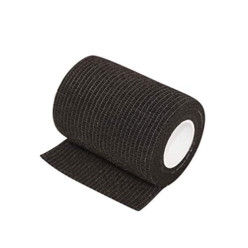 uhlsport Herren Tube-IT Tape, schwarz, One Size