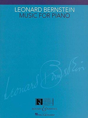 Music for Piano: Klavier solo und Klavier 4-händig.