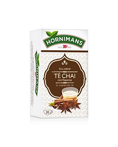Hornimans Té Chai - 20 Bolsitas