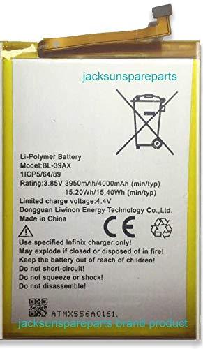 jacksunspareparts Battery Compatible bl-39ax for Infinix Hot 4 X557 BL-39AX