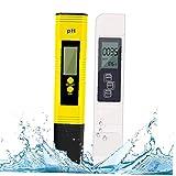 Adore store Herramientas Metro de Prueba de Calidad del Agua Pancellent Tds Ph EC Herramientas Temperatura de Vida Pruebas de Calidad del Agua 4 en 1 Set