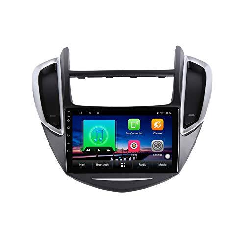 9 pollice Android 10.0 Lettore multimediale DVD dell'automobile GPS per Chevrolet TRAX 2013 2014 2015 audio autoradio stereo di navigazione