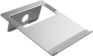 PDFF Refrigerador Portátil Soporte con 2 Ventiladores, Ordenador Portátil Plataforma Mat Gaming Laptop Cooling, 13 Pulgadas Refrigerador Portátil,17