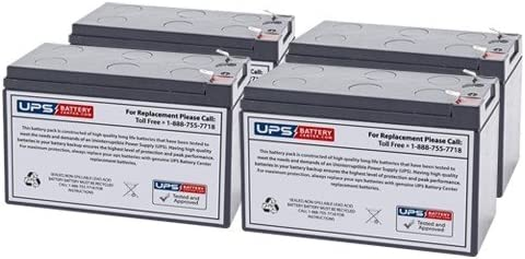 UPSBatteryCenter Replacement for Tripp Lite SU1500XL Battery Set - 100% Compatible