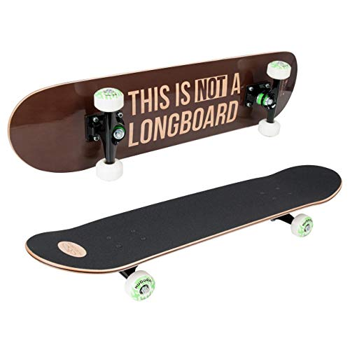 HUDORA Skateboard Harlem ABEC 7 - Skateboarding, 12752