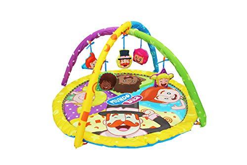 Mundo Bita - Tapete De Atividades Do Bebê Pura Diversão Multicolorido