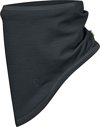 FJÄLLRÄVEN Keb Fleece Neck Gaiter Accessoires Mixte Adulte, Laurel Green, FR Unique (Taille Fabricant : OneSize)