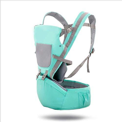 YSYDE 360 Ergonomische Baby Carrier 3 in 1 Rugzak met Hip Seat-12 Positie Aanpassen aan groeiende Baby Verstelbare Baby Carrier Sling Baby luiertas met grote capaciteit