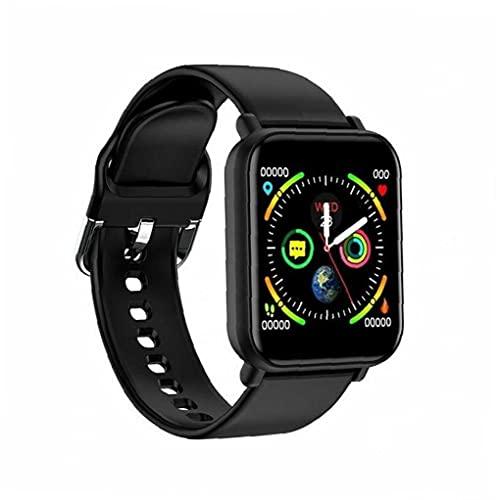 Sanfiyya Smart Watch Pulseras Ajustables Pantalla táctil Impermeable Smart Watch Band Band Actividad de Aptitud Pulseras Pedómetro de Entrenamiento