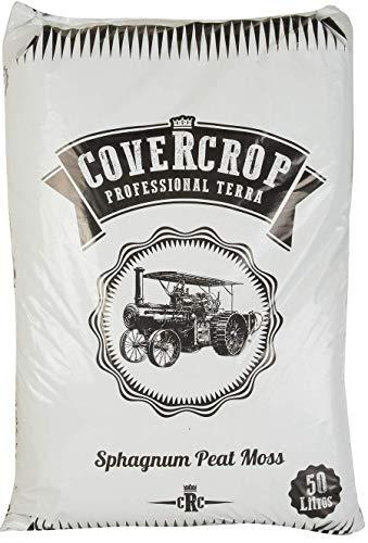 Covercrop Light 50L, Blanco y Negro