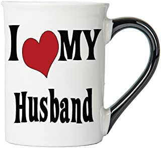 I LOVE MY SMOKIN HOT WIFE COFFEE MUG 11oz  CUP FUNNY GIFT