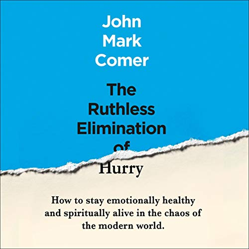 The Ruthless Elimination of Hurry audiobook cover art
