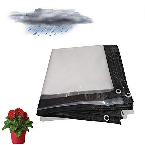Sacysac dekzeil van polyethyleen, waterdicht en regenbestendig, voor zwembad, camping, driewieler