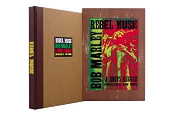 Hardcover Rebel Music : Bob Marley and Roots Reggae Book