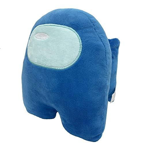 JoeRita Among ぬいぐるみ 宇宙飛行士 おもちゃ 玩具 コスプレ ゲーム周辺 萌えグッズ かわいい プレゼント 高さ20cm ダークブルー