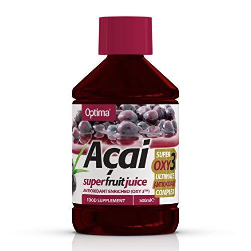 Superfruits Acai Saft 500ml
