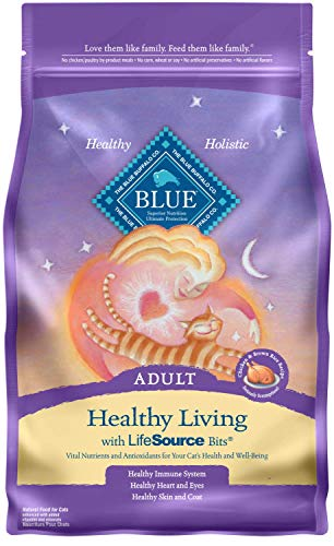 Blue Buffalo Healthy Aging Cat Food Reviews