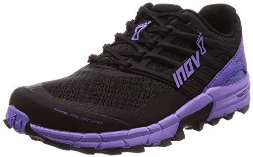 Inov-8 Women's Trailtalon 290 Trail Running Shoe - Black/Purple - 000713-BKPL-S-01 (Black/Purple - M8 / W9.5)