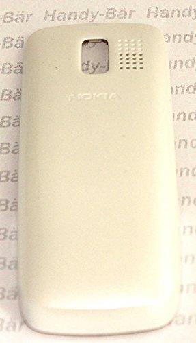 Akkudeckel Akkufachdeckel B-Cover weiss (Painted White) für Nokia 112