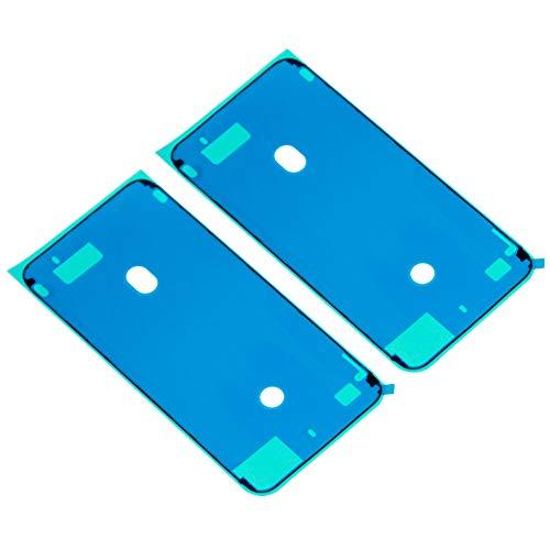 Ewparts Adesivo Nastro Adesivo sigillante per Display LCD da 2 Pezzi per iPhone 7 Plus (Nero)