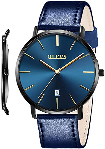 In Style Mens Minimalist Watch (Assorted)