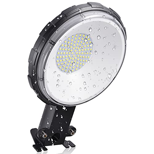 100W LED Barn Light, Dusk to Dawn Outdoor Lighting, 5000K Daylight Ultra Bright 10000LM Street Lights, IP65 Waterproof Security Yard Light for Outdoor Street Area Lighting (100W - 1Pc)