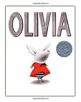 Hardcover Olivia Book