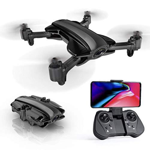 QIXIAOCYB GPS Drone con 108. 0P HD. Telecamera 5G WIFI FPV RC Drone Quadcopter Livello 6 Resistenza al vento Pieghevole Drone 16Mins Tempo di volo 500m Distanza di controllo remoto può essere utilizza