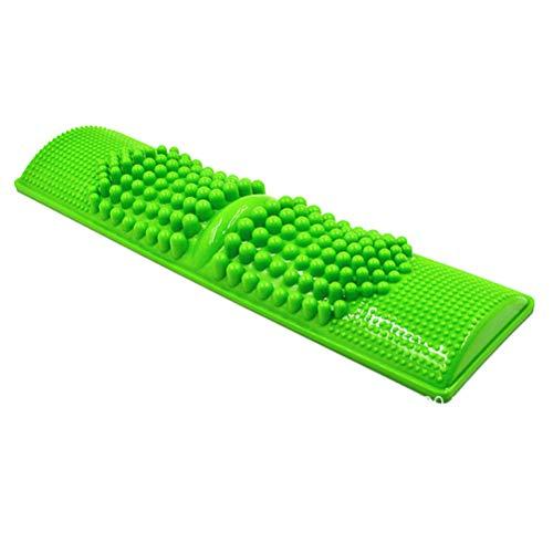 HEALLILY Akupressur Fußmatte Fußmassagematte Fußreflexzonenmatte Reflexzonenmassage Matte Fußmassagegerät für Fuß Entspannung - Zufällige Farbe