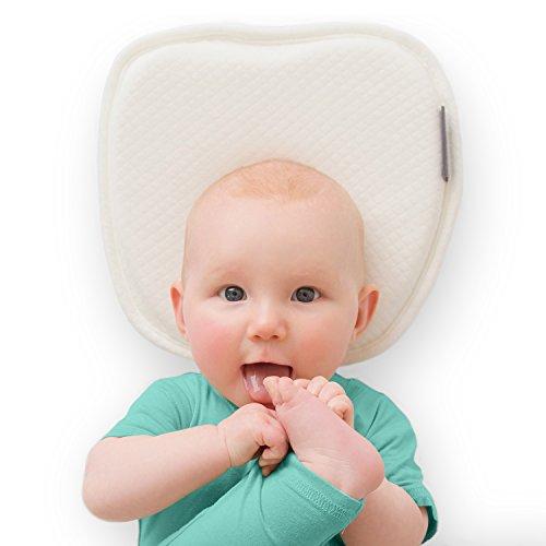 Almohadas bebé cabeza plana | Almohada moldeadora