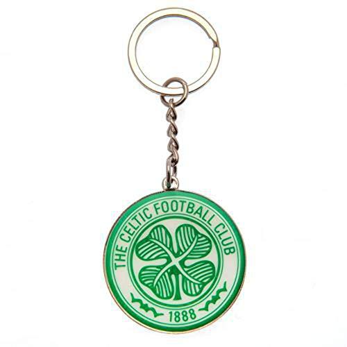 Celtic Crest Key Ring - Multi-Colour