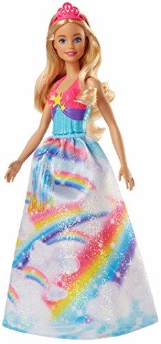 Barbie- Principessa della Baia dell Arcobaleno dal Mondo di Dreamtopia, FJC95