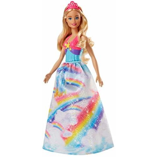 Barbie- Principessa della Baia dell'Arcobaleno dal Mondo di Dreamtopia, FJC95