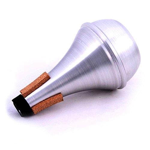 Neue Dämpfer für Trompete Metalldämpfer Leichtbau